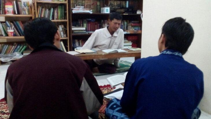 Naishoihul Ibad Ust. Qoyid Abdul Azis