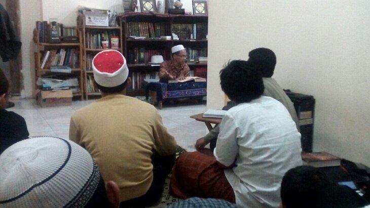 """Kajian Riyadhus Shalihin Bab """"SYAFA'AT"""" Oleh Ust. Achmad Syukron.,M.Pd.I 1"""